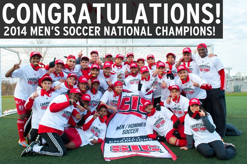 CIS NATIONAL CHAMPS