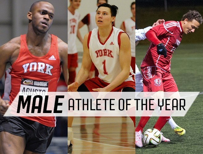 2015 - Nominee  Male athlete