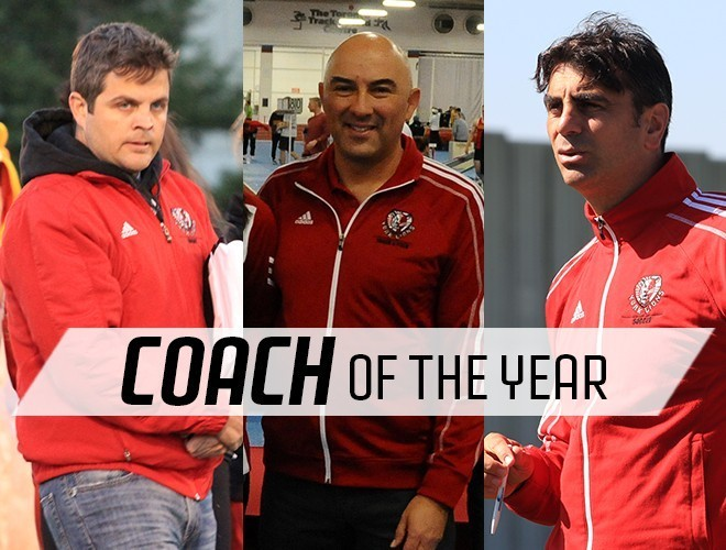 2015 - Nominee  Coach