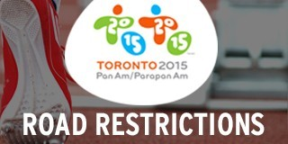 Pan Am road restrictions