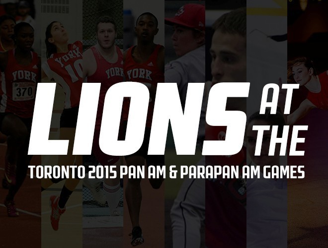 Lions at the games